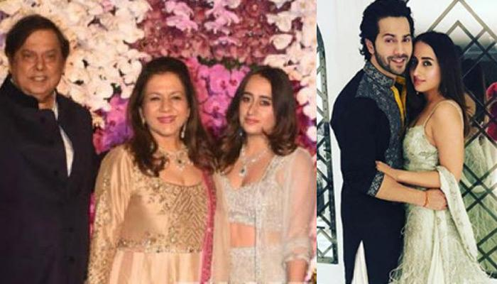 David Dhawan Gives Clarity On Son Varun Dhawan And Natasha Dalal's Wedding, Details Inside