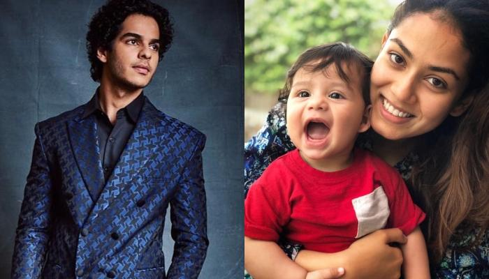 Ishaan Khatter Thinks 'Bhabhi' Mira Kapoor Is Just A Year Older To Him And Yet She Is A Perfect Mom