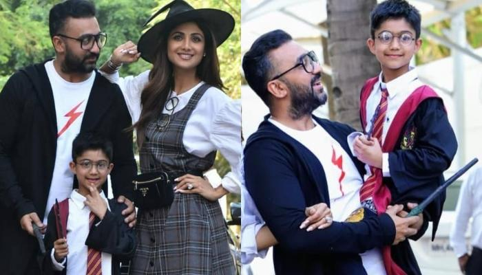 Shilpa Shetty Is The Mom Of The Year As She Throws A Harry Potter Themed Birthday Party For Son