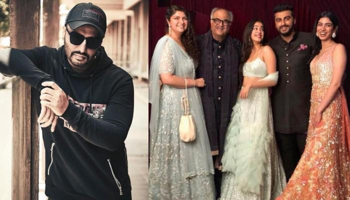 Arjun Kapoor Opens Up About His Bond With Step-Sisters, Janhvi Kapoor And Khushi Kapoor