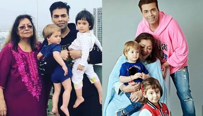 Karan Johar Is The Daddy-Cool Of B-Town As He Opens Up On His Bond With Twins Yash And Roohi