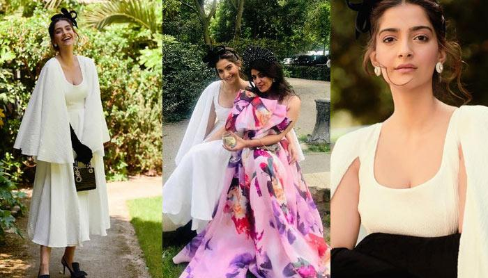 Sonam Kapoor Ahuja Flaunts Royalty At Cousin Priya Singh's Wedding In London, Pictures Inside