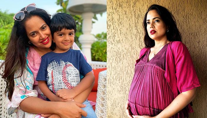 Heavily Pregnant Sameera Reddy Is Enjoying Her Babymoon In Goa With