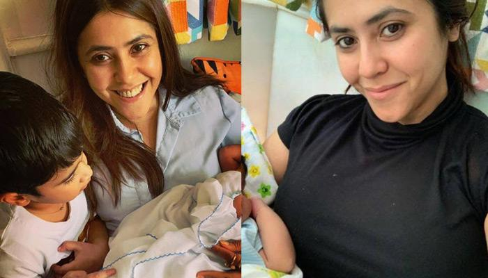 Ekta Kapoor's 3-Month-Old Son Ravie Recognises People At Her Office, She Sets Up Creche At Work
