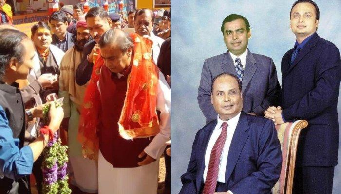 Mukesh Ambani Donates Rs 2 Crore To Badrinath Temple In The Name Of His Father, Dhirubhai Ambani