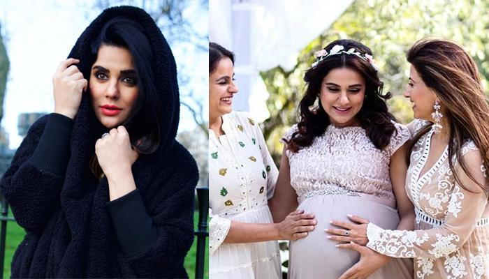 'Jamai Raja' Actress, Sara Arfeen Khan's Baby Shower Takes Place In London, She Is Due In July