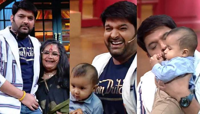 Kapil Sharma's Funny Reaction On Being Called Father To A Baby In Audience By Usha Uthup [VIDEO]