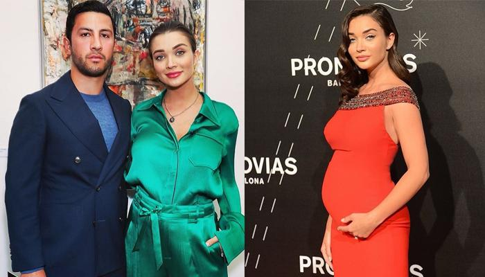 Amy Jackson Enjoys Her Babymoon In Morocco, Completes 6 Months Of Her Pregnancy, Pics Inside