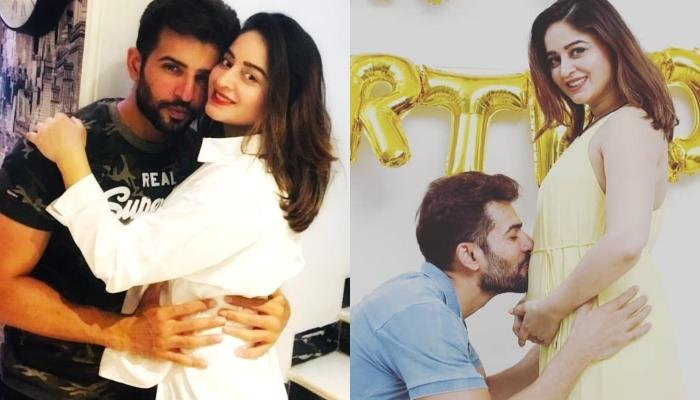 Jay Bhanushali Cannot Wait For His Baby's Arrival, Shares A Beautiful Picture With Wife, Mahhi Vij