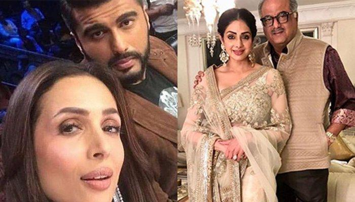 Arjun Kapoor Has A Perfect Reply For Troller Who Compared Him And Malaika To Dad, Boney And Sridevi