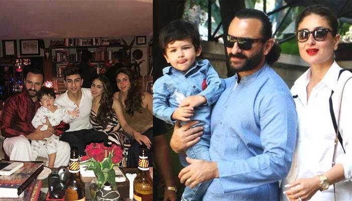 Soha Shares Pataudi Family Picture With Saif-Kareena-Taimur, Sara-Ibrahim And Sharmila Tagore