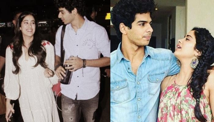 Ishaan Khatter's Comment On Janhvi Kapoor's Latest Picture Will Tickle Your Funnybones