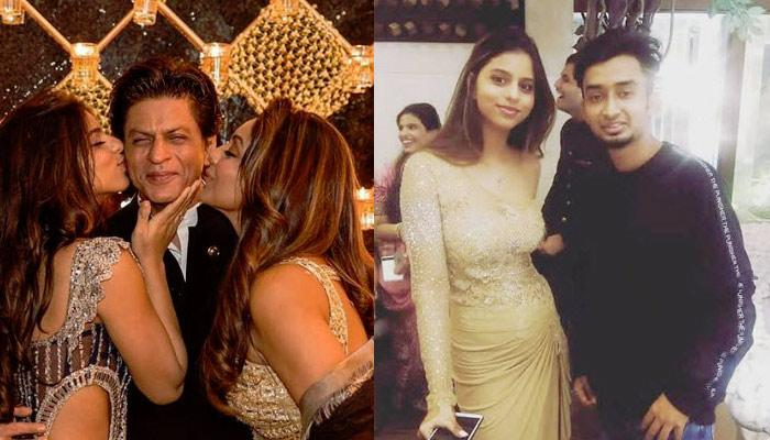 Shah Rukh's Daughter Suhana Khan Dazzles In Traditional Best At Cousin's Wedding, Pics Inside