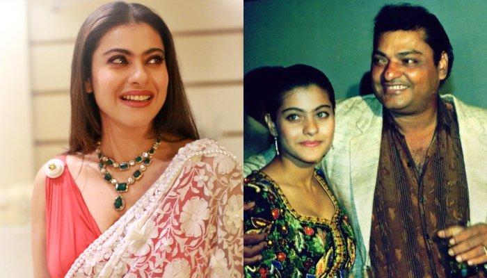 Kajol's Father, Shomu Mukherjee Had Wanted To Name Her 'Mercedes', She Reveals The Hilarious Reason