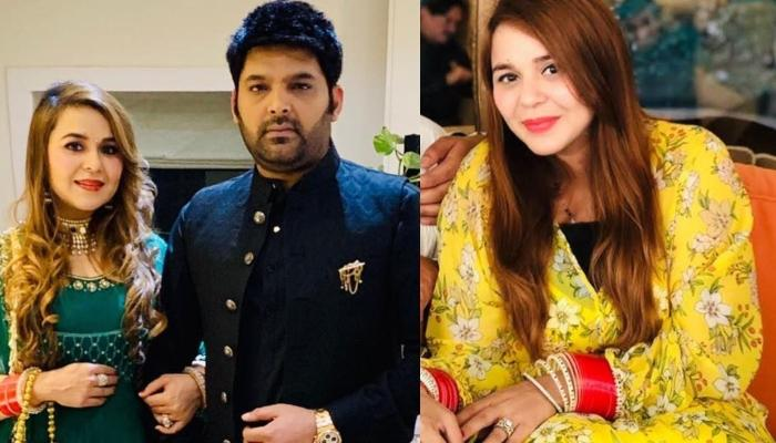 Kapil Sharma's Wife, Ginni's First Picture After Pregnancy Rumours, Looks Mesmerising In Chooda