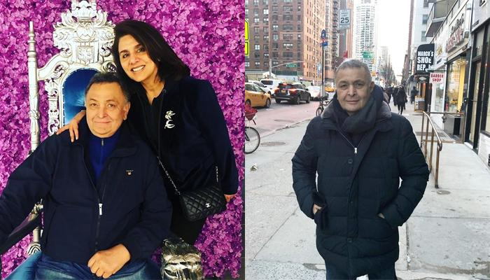 Rishi Kapoor Completes 8 Months Of Cancer Treatment In New York, Tweets An Emotional Post