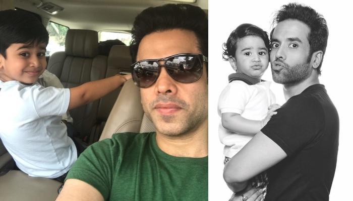 Tusshar Kapoor Hosts The Best Birthday Bash For Son, Laksshya Kapoor's Third Birthday, Pics Inside