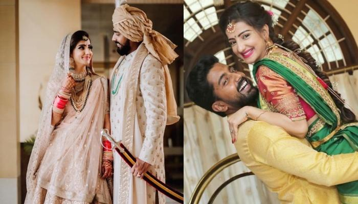 Lovey Sasan Of 'Saath Nibhaana Saathiya' Ties The Knot Again In A South Indian Ceremony