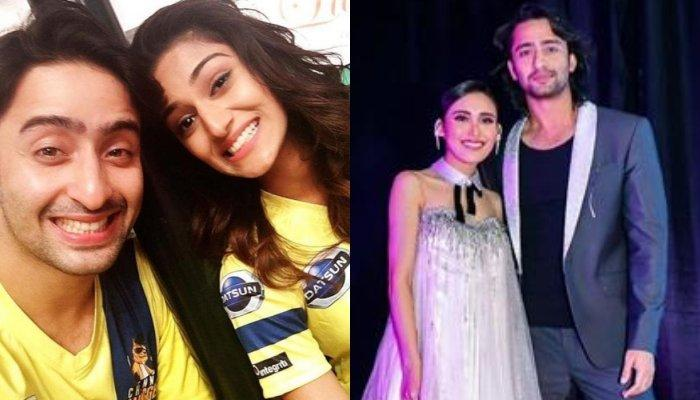 Shaheer Sheikh's Ex, Ayu Ting Ting Gifts Something Amazing To His Once Rumoured Ex, Erica Fernandes