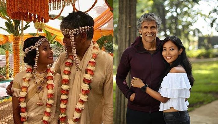 Milind Soman's Wife, Ankita Konwar's Boyfriend Had Passed Away And Then She Met Milind On A Flight
