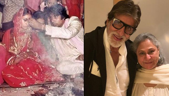 Amitabh Bachchan Reveals Story Behind His 'Next Day' Wedding With Jaya Bhaduri On 46th Anniversary