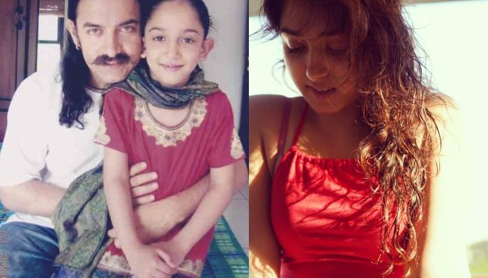 Aamir Khan's Daughter, Ira Khan Shows Off Her First Tattoo And It Might Inspire You To Get One