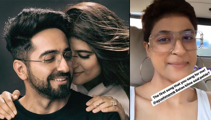 Ayushmann Khurrana Remembers The First Time He Sang A Song For Tahira Kashyap, Leaves Us Impressed