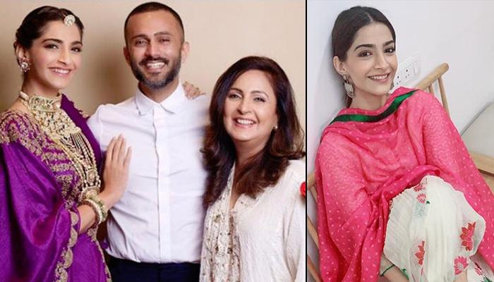 Sonam Kapoor Receives Eid Gift From Mother-In-Law Priya Ahuja, Anand Ahuja's Reaction Is Unmissable