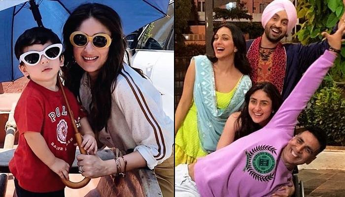 Kareena Kapoor Khan Finally Reacts To Rumours About Her Son, Taimur Ali Khan's Cameo In 'Good News'