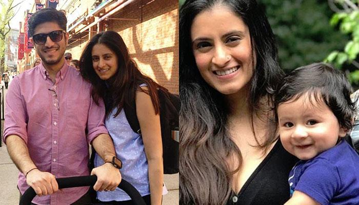 Mihika Varma Flaunts Her Baby Bump In This Throwback Picture When She Went For College Interview