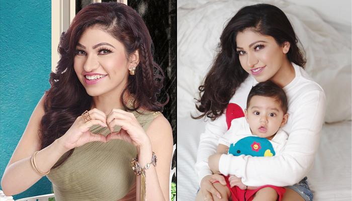 Tulsi Kumar Shares How C-Section Delivery Of Her Son Affected Post-Pregnancy Weight Loss Journey