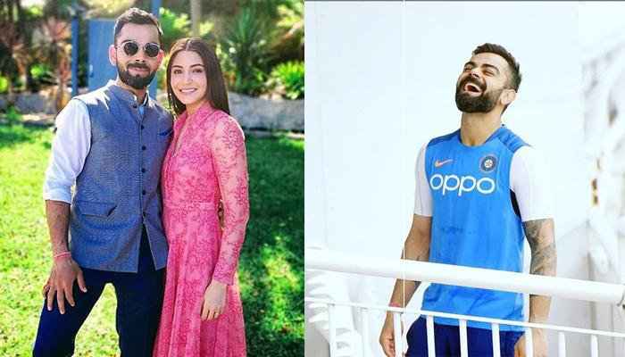 Anushka Sharma Too Is In Awe Of Husband Virat Kohli's Candid Smiling Picture, Just Like His Fans