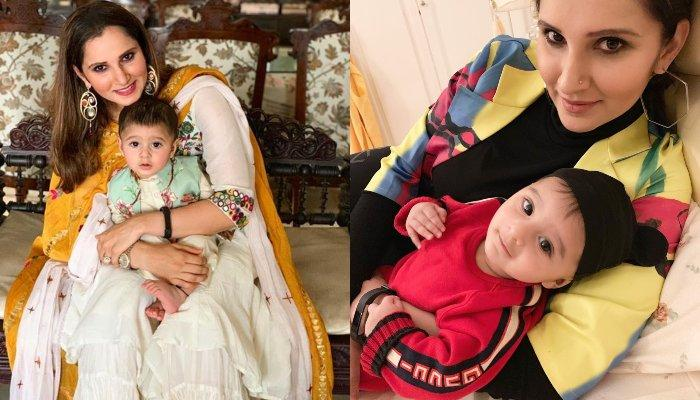 Sania Mirza Reveals The Adorable Nickname She Calls Son, Izhaan With, Says He Is Very Adored