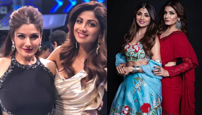 Raveena Tandon, Akshay's Ex Wishes His Another Ex And Her 'Super' Friend, Shilpa Shetty On Birthday