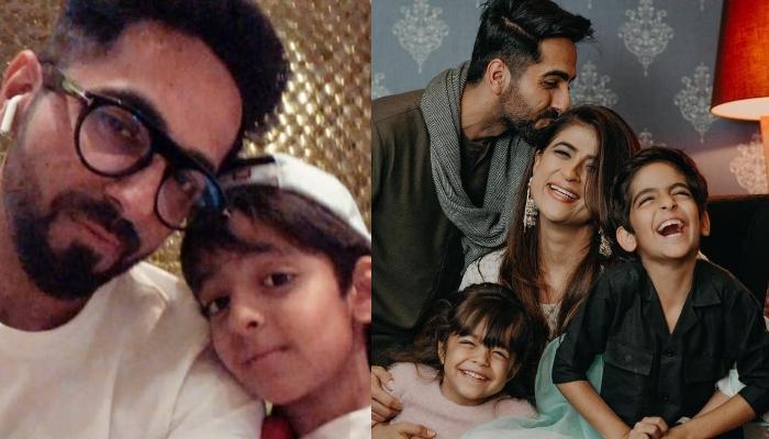 Ayushmann Khurrana Reveals His Son, Virajveer Likes Varun Dhawan And Tiger Shroff