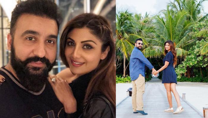 Shilpa Shetty's Husband, Raj Kundra Thanks God On Wife's Birthday, Calls Her 'Favourite Angel'