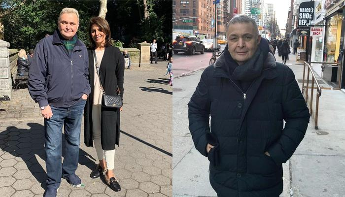 Rishi Kapoor Is Returning To India, With Neetu Kapoor, This Month After Battling Cancer For 8 Months