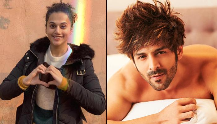 Taapsee Pannu Reveals She Would Not Want To Date Kartik Aaryan, Gives A Valid Reason For It