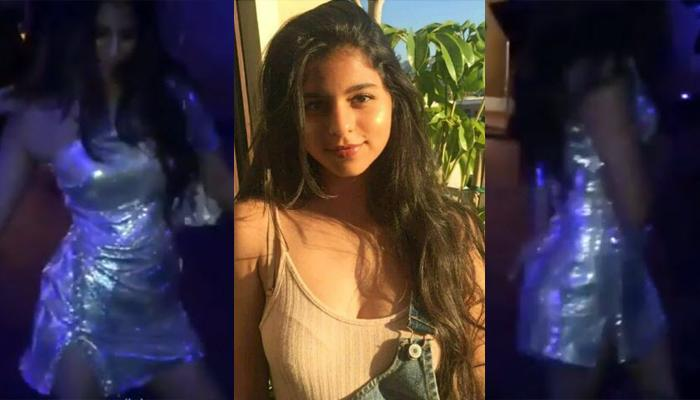 Suhana Khan's Latest Dance Video Is A Trendsetter, She Gives Best Dancers A Run For Their Money