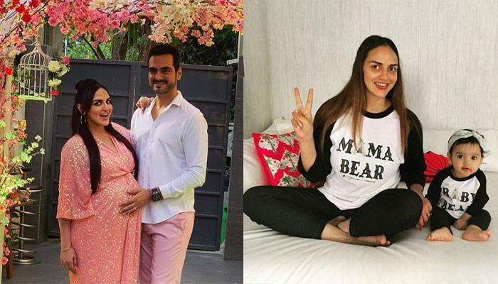 Esha Deol And Bharat Takhtani Become Parents Again, Give Their Second Child A Unique Indian Name