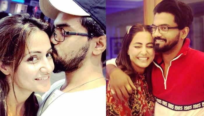 Hina Khan Gets Cosy With Rocky Jaiswal On Their Milan Trip, He Shares Their Everlasting Love Story