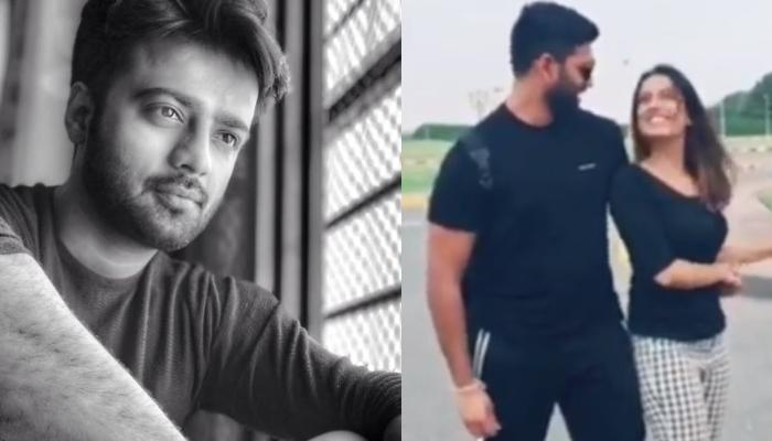 Manish Naggdev Comments On His Ex-Girlfriend, Srishty Rode's Linkup, Says, 'Not Interested In Her'
