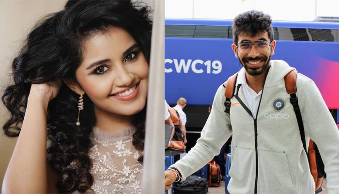 Indian Cricketer, Jasprit Bumrah Is Dating South Film Actress, Anupama Parameswaran? Details Inside