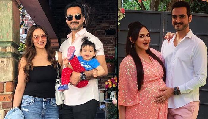 Bharat Takhtani Reveals Newborn Miraya Takhtani Looks Like Esha Deol, Radhya Takhtani Looks Like Him