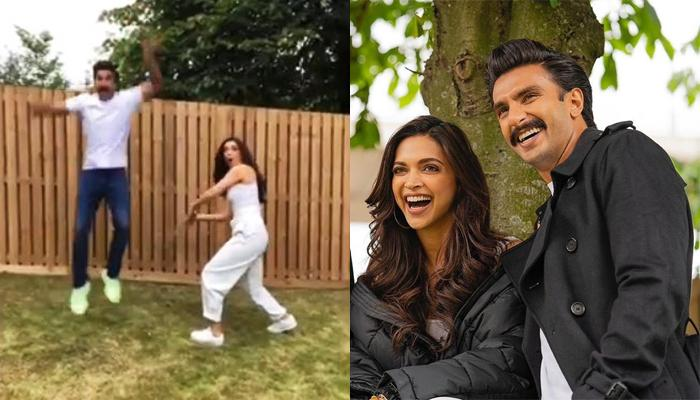 Ranveer Singh Shares The Story Of His Life With Deepika Padukone In A Boomerang Video