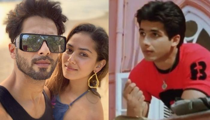 Mira Kapoor Posts A 16-Year-Old Picture Of Shahid And We Are Still In Love With The 'Ishq' Boy