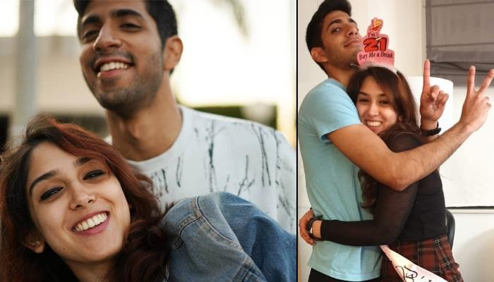 Aamir Khan's Daughter, Ira Khan Confirms Being In A Relationship With The Musician Mishaal Kirpalani