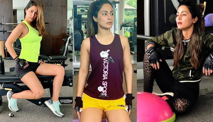 Hina Khan Reveals Her Diet Secrets And Fitness Regime, Also Shares How She Decides Her Looks