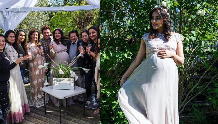 Sara Arfeen Khan Shares Unseen Pictures From Her Baby Shower, Thanks Her Family And Friends
