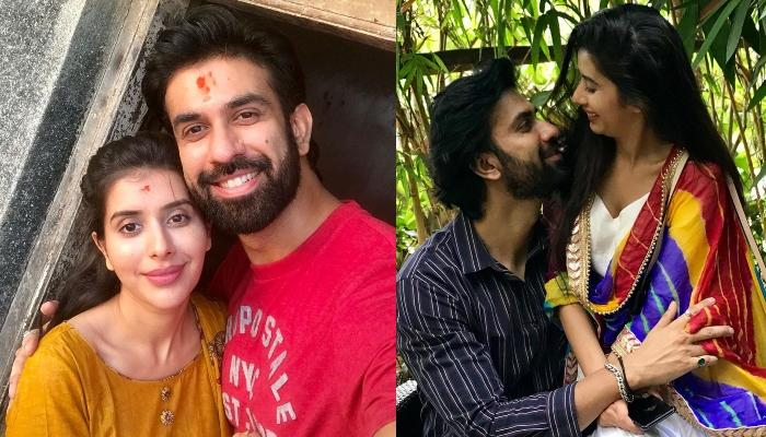 Rajeev Sen Shares A Mushy Picture With Bride, Charu Asopa Just Before Their Engagement [Pic Inside]